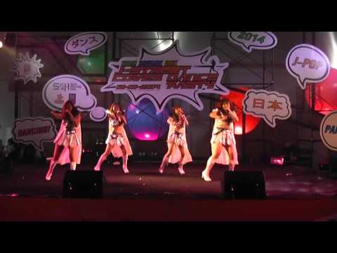 A-Neal Cover C-ute @ SIAM SQUARE 1 J-Street Cover Party 2014