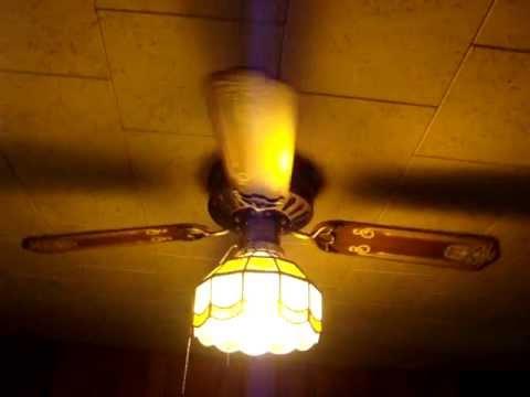 Smc U42 Royal Flush 42 Quot Hugger Ceiling Fan Youtube