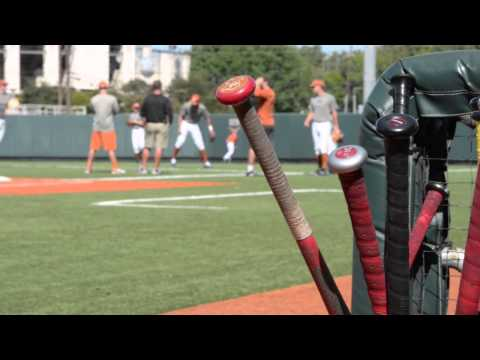 Baseball kicks off first fall practice [Sept. 24, 2014]