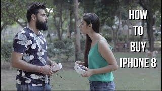 THAT'S HOW YOU BUY AN iPhone 8 | Rishhsome