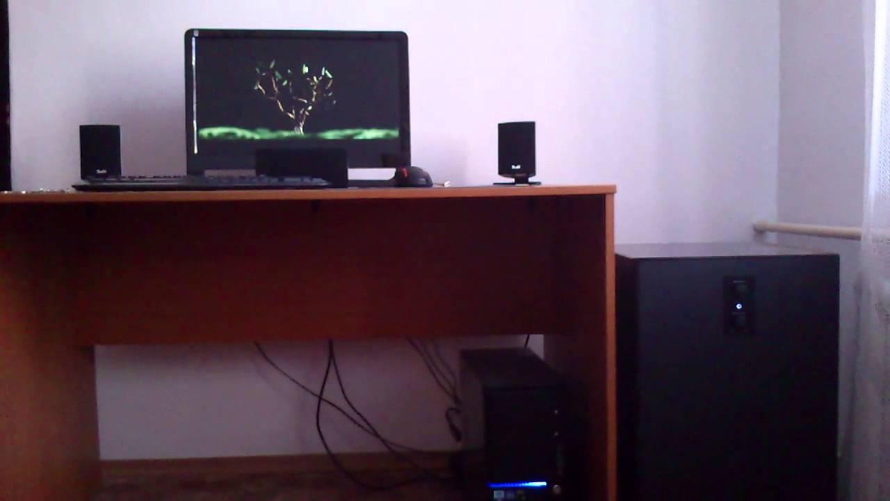 teufel concept e 450 thx amazing life youtube. Black Bedroom Furniture Sets. Home Design Ideas
