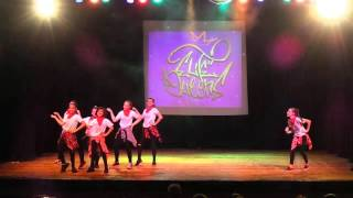 ELITE QUEENS CREW HIP HOP - GALA