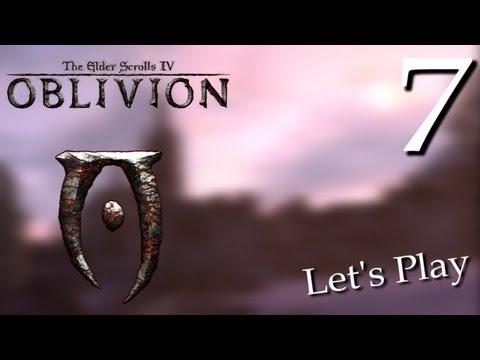 Прохождение The Elder Scrolls IV: Oblivion с Карном. Часть 7