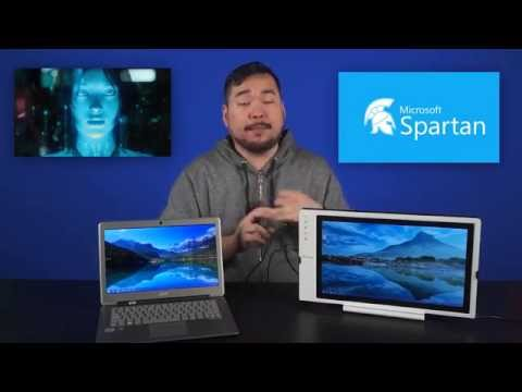 Windows 10 Technical Preview - Top features!