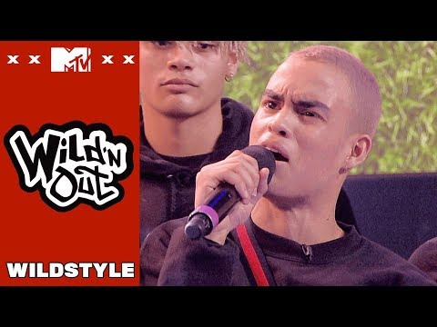 PRETTYMUCH Ain't Scared Of Nick - They've Got Simon Cowell   Wild 'N Out   #Wildstyle