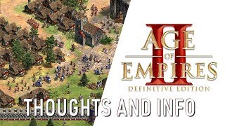 Everything we know so far - Age of Empires 2 Definitive Edition