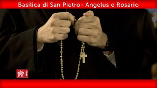 Angelus e Rosario, 04 Aprile 2020, Cardinal Comastri