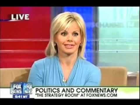 Shepard Smith Goofs on Gretchen on Fox & Friends!