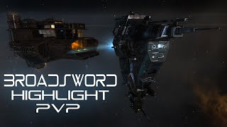 EvE: Broadsword, Solo PvP, Highlight