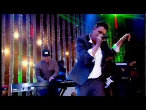 Rudimental feat. John Newman - Feel the Love (Live Christmas Top of the Pops)
