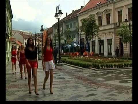 Pripreme Miss BiH 2009 @ Brčko