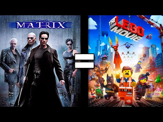 24 Reasons The Matrix & The Lego Movie Are The Same Movie