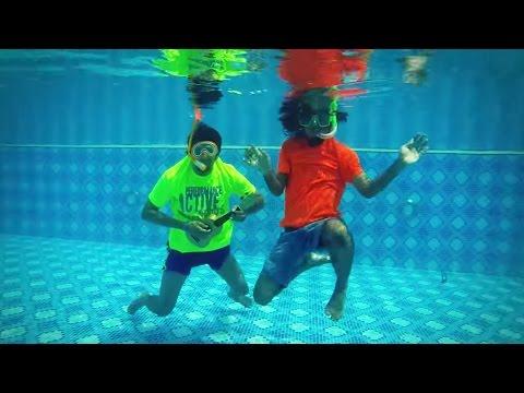 Blue Jeans | Underwater song (Ukulele Medley Version of Maya, Bondhu, Kodom)