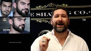The Shaving Co Beard & Mustache Growing Balm Noxidil-TS