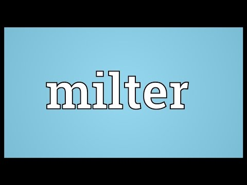 Header of milter
