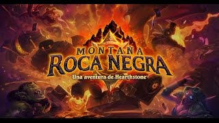 Frases jefes Montaña Roca Negra en HearthStone - Castellano