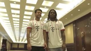 CL-Trikot FC Bayern München