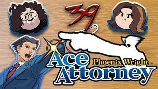 Phoenix Wright  - 39 - Taking Poppers