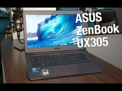ASUS ZenBook UX305F - обзор ультрабука от Keddr.com