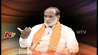 Telangana BJP President K. Laxman Exclusive Interview - Point Blank - Promo - NTV - netivaarthalu.com