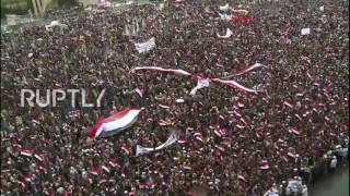 Yaman: Jutaan Umat Islam Protes Atas Intervensi Militer Saudi dan Koalisi Amerika di Yaman