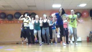 "Zumba Fitness ""FEELING HOT"" by Lena Prudnikova"