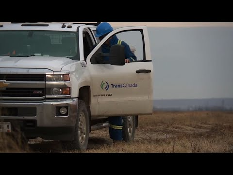 Raw: Keystone Pipeline Leak In South Dakota