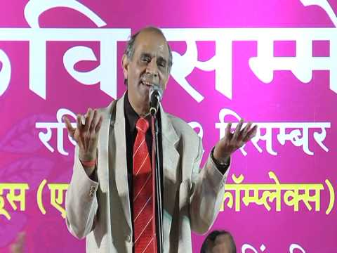 Hindi Kavi Sammelan At Seawoods Nri Complex 4 2013 video