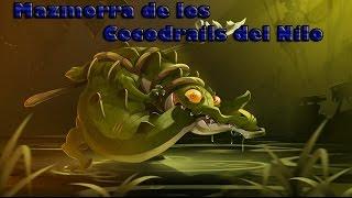 Mazmorra de los Cocodrails Delnilo (Rey del Nilo)