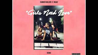Summer Walker-Girls Need Love Remix(New Orleans Bounce)
