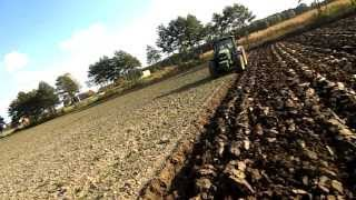 Ciężka Orka 2013 ! John Deere 6330 vs Kverneland F160 | Sound Engine |THERolnicy
