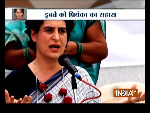 Priyanka Gandhi Vadra to Be the Face of the UP Assembly Elections