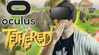Tethered VR (Oculus Touch)