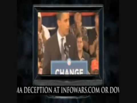 TUPAC 2009 (I SEE NO CHANGES) ALEX JONES OBAMA DECEPTION TRAILER MP3 REMIX