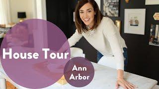 My Ann Arbor House Tour // Jess Lively Vlog #9