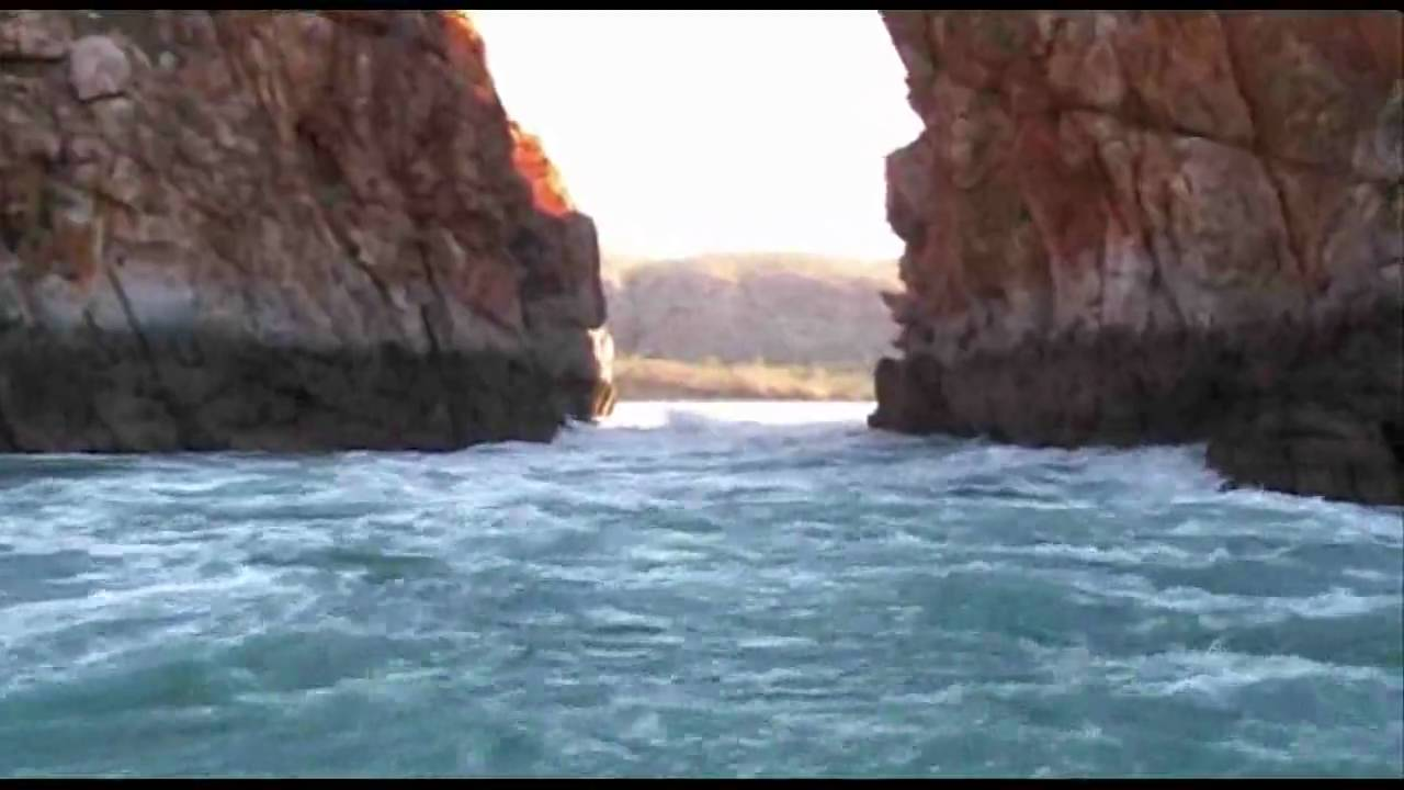 Horizontal Waterfalls From Broome Jet Boat Trip The