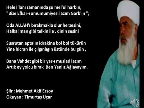 Mehmet Akif Ersoy - Tükürün