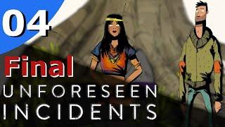 [ESP] Unforeseen Incidents - Dia 4 - Capitulo 4: La mina de Kahona - Fin