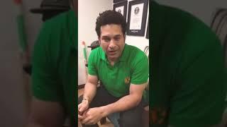 Sachin Tendulkar motivational speech