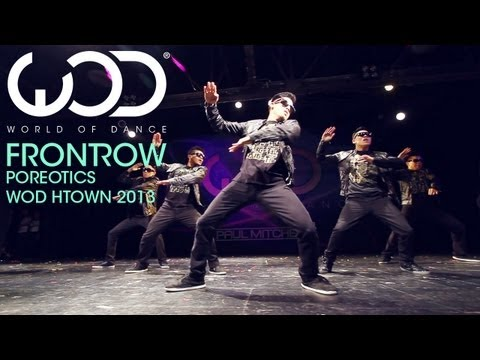 Poreotics | World Of Dance | Frontrow | Htown 2013 video