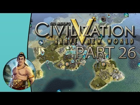 Let's Play Civilization 5: Brave New World - Indonesia - Part 26: Invention of the Internet