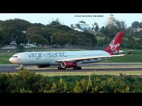 Virgin Atlantic A330 | British Airways Boeing 777 Full Departures (w/ATC) HD