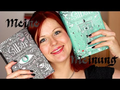 #Buch #Review - Silber, Die Bücher Der Träume Eins Und Zwei, Kerstin Gier