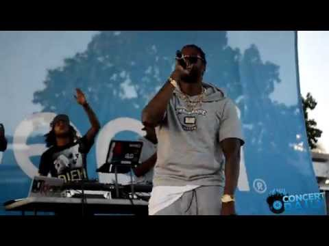 2 Chainz Performing 'Watch Out' Live at The Pepsi Lot Concert