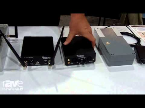 InfoComm 2014: Applied Wireless Shows PAR900 Wireless Reciever