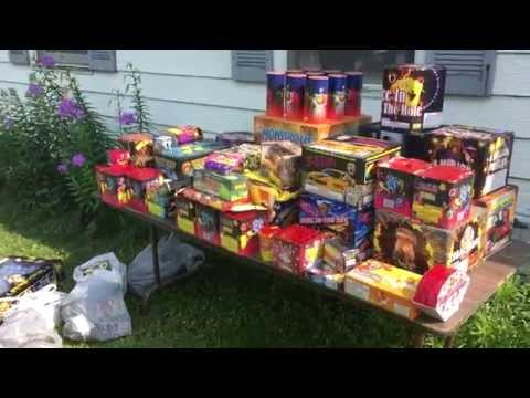 Fireworks With Jahova! (4th Of July 2015)