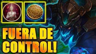 TRUNDLE TOP AHORA SI QUE ESTA OP! COMBO DE RUNAS PERFECTAS! gameplay   lol   eldelabarrapan