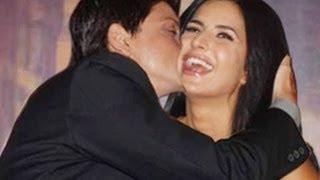 Shahrukh Khan & Katrina Kaif KISS in Jab Tak Hai Jaan
