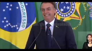 URGENTE! Bolsonaro anuncia o fim dos privilégios de verba pública para orgãos de imprensa
