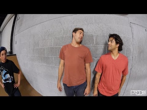 Paul Rodriguez, Mikey Taylor, Alex Midler, Terell Robinson - Fun Files